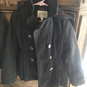 Girls size 7-8 coat